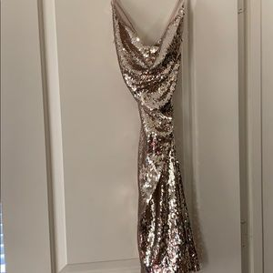 Hot Miami Styles Shimmer dress
